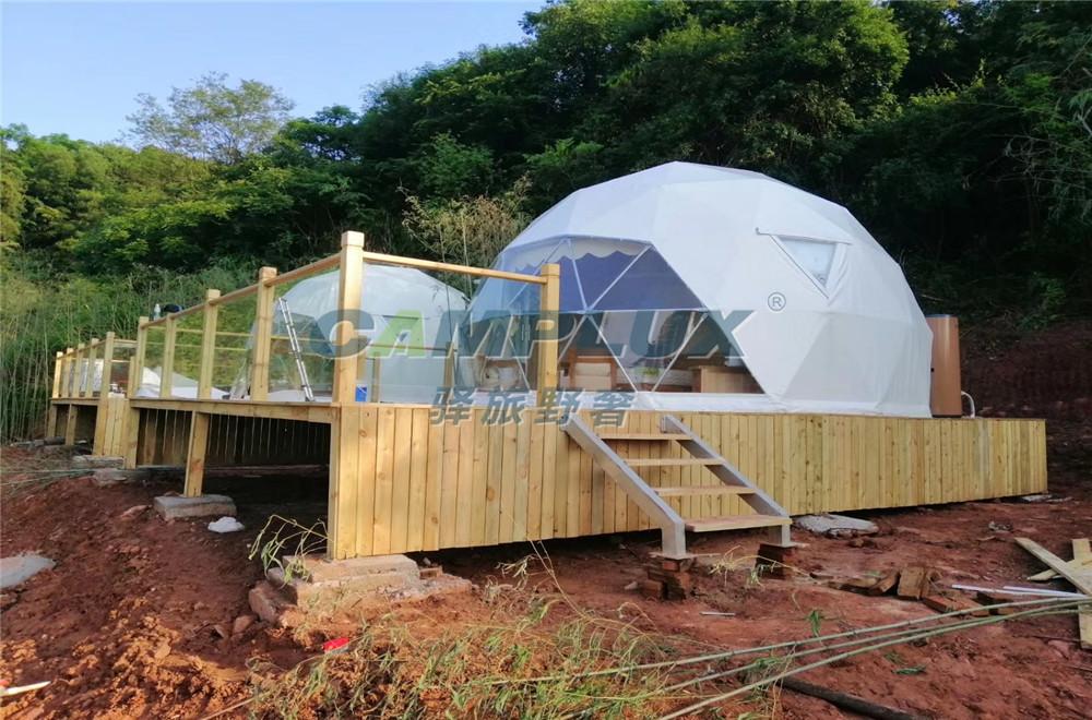大理6米星空球形帐篷酒店