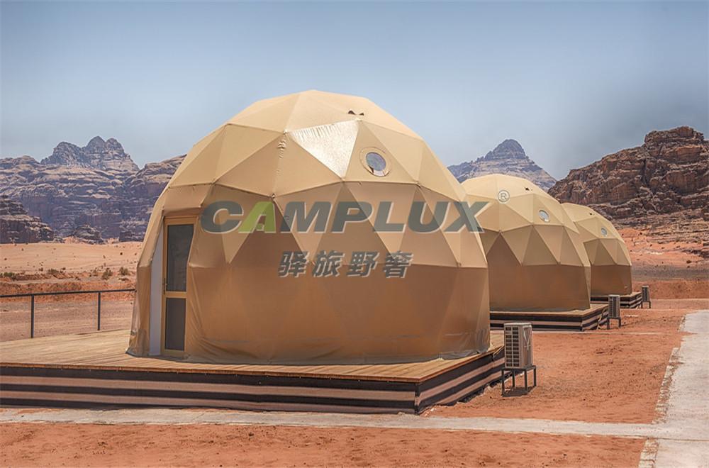 瓦迪拉姆营地星空帐篷酒店