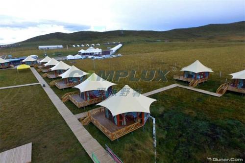 住进五星级帐篷豪宅与日月星辰为伴!