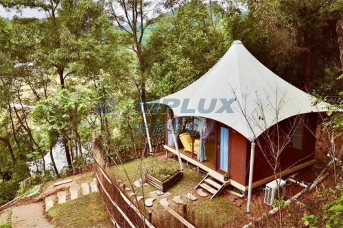 广州户外景区帐篷酒店如何选择?
