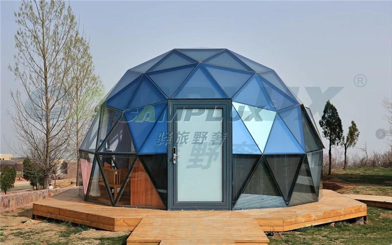 玻璃球帐篷酒店